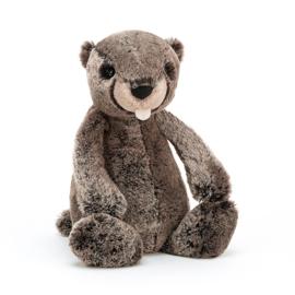 Jellycat Bashful Marmot - Knuffel Marmot