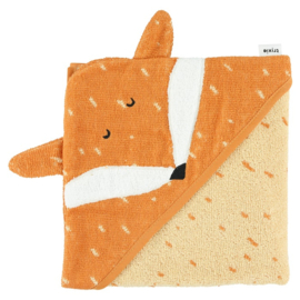 Trixie Badcape Hooded Towel Mr. Fox - Vos