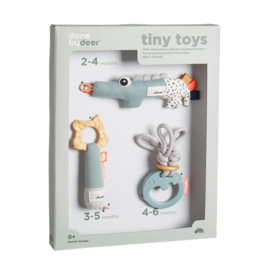 Done by Deer Tiny Activity Toys - Set van 3 (40849)