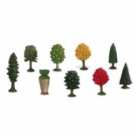 Safari Speelfiguren Toob Set - Bomen