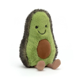 Jellycat Amuseable Avocado Small - Knuffel Avocado (20 cm)