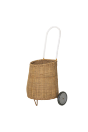 Olli Ella Luggy Basket MEDIUM - Naturel