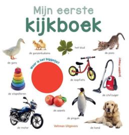 Uitgeverij Veltman Mijn Eerste Kijkboek +18m