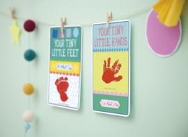 Publicatie - Milestonecards en Farg Form wiegdeken - 24/03/2014
