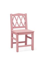 CamCam Harlequin Kinderstoel - Berry