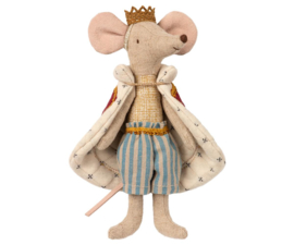 Maileg King Mouse (15 cm)