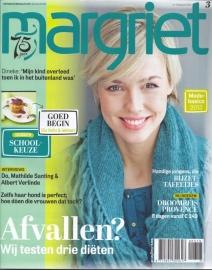 Publicatie - Margriet - 01/2013