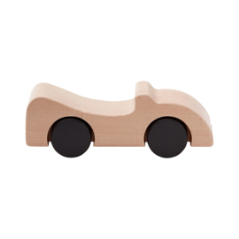 Kids Concept Car Cabriolet Aiden - Naturel