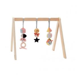 Kids Concept Babygym Speeltjes - Edvin (3 stuks)