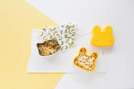 We Might Be Tiny Snackbox Konijn - Grijs