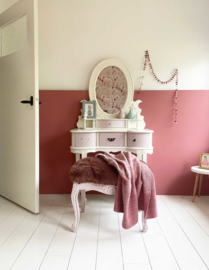 Witlof for Kids Tuck-Inn® ledikantdeken Ombre - Rose (60x120cm)