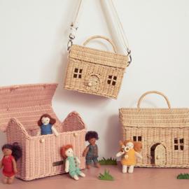 Olli Ella Casa Bag - Straw