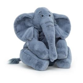 Jellycat Rumpleton Knuffel Olifant - Elephant (27 cm)