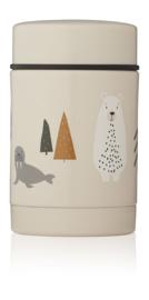 Liewood Nadja Food Jar - Artic Mix