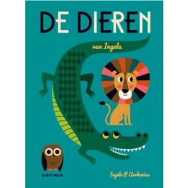 Uitgeverij Gottmer De Dieren van Ingela - Ingela P Arrhenius