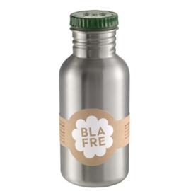 Blafre Drinkfles RVS - Donker Groen (500ml)