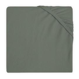 Jollein Hoeslaken Ledikant Jersey - Ash Green (60 x 120 cm)