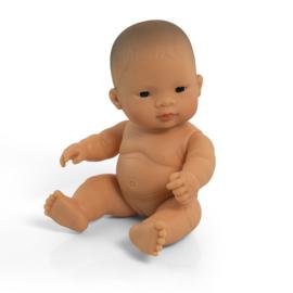 Miniland Babypop Aziatisch - Girl (21 cm)