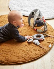 Done by Deer Babyspiegel Elphee (vloer) - Grijs