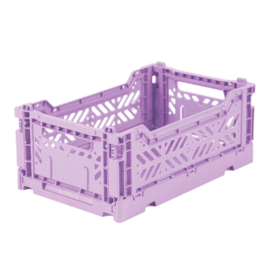AyKasa Folding Crate Mini Box - Orchid