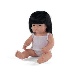 Miniland Pop Aziatisch - Girl (38 cm)