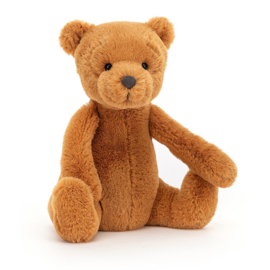 Jellycat Knuffel Beer - Ginger Small (17 cm)