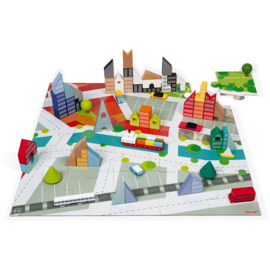 Janod Blokken - De Stad +3j