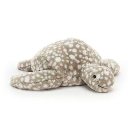 Jellycat Sea Life Shelby Turtle - Knuffel Schildpad (27 cm)