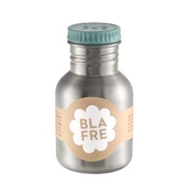 Blafre Drinkfles RVS - BlauwGroen / Jade (300ml)