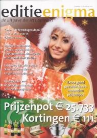 Publicatie - Editie Enigma - 12/2012