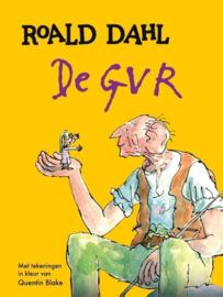 Uitgeverij Fontein  De GVR - Roald Dahl (in kleur) +8jr