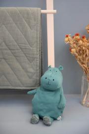 Trixie Knuffel Nijlpaard - Mr Hippo (26 cm)