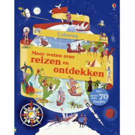 Uitgeverij Usborne - Meer weten over Reizen en Ontdekken (op=op)