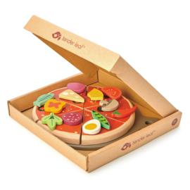 Tender Leaf Pizza in Doos - Pizza Party +3j