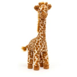 Jellycat Dakota Giraffe Small - Knuffel Giraf (48 cm)