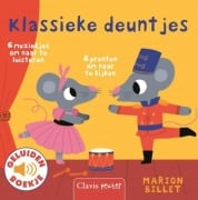 Uitgeverij Clavis Geluidenboekje - Klassieke Deuntjes +1jr