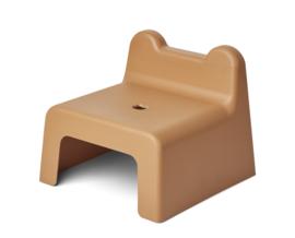 Liewood Harold Mini Chair Mini Stoeltje - Mustard