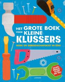 Uitgeverij Lannoo Het Grote Boek voor Kleine Klussers