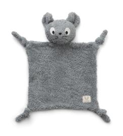 Liewood Knuffeldoek Lotte - Mouse Blue Fog