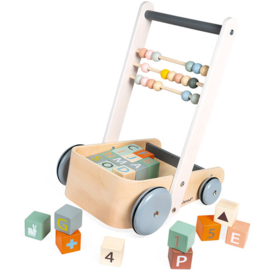 Janod Sweet Cocoon - ABC Buggy