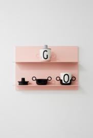 Design Letters Tuit voor op melamine Beker - Groen