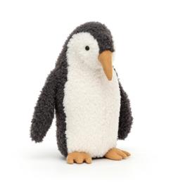 Jellycat Kerst Knuffel Pinguin - Wistful Penguin Medium (26 cm)