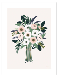 Lilipinso Wonderland Poster - Nice Bouquet