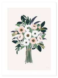 Lilipinso Wonderland Poster - Nice Bouquet