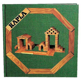 KAPLA Boek Groen Volume 3 - 3 - 99 jaar