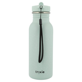 Trixie Drinkfles RVS Mr. Polar Bear - Mint Groen (500 ml)