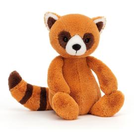 Jellycat Bashful Knuffel Rode Panda Beer - Red Panda (31 cm)