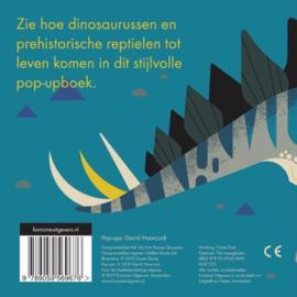 Uitgeverij Fontaine Pop-up Dinosaurussen - Owen Davey