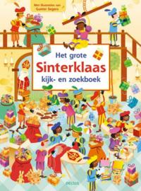 Uitgeverij Deltas Het grote Sinterklaas Kijk -en Zoekboek