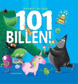 Uitgeverij Veltman 101 Billen !  +2jr